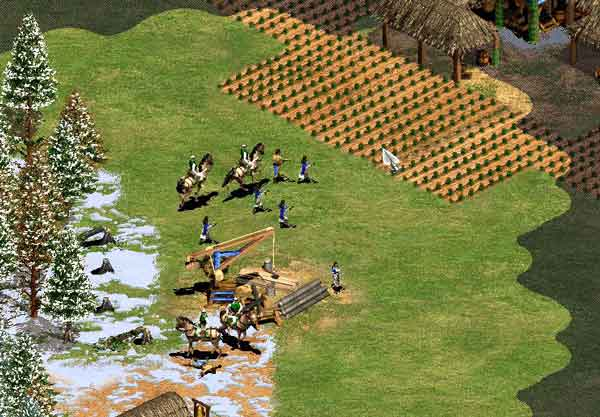 Age Of Empires 2 HD Free Download PC Game Full Version ISO