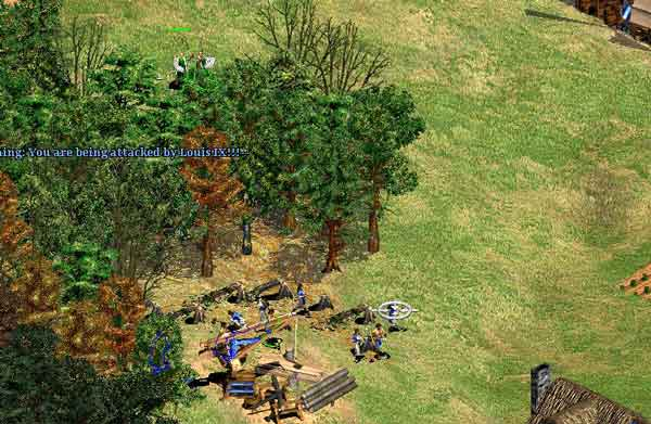 age of empires 2 hd chinese strategy